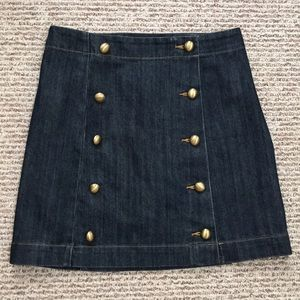 MK Denim Skirt